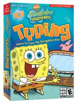 Spongebob Squarepants Typing Games