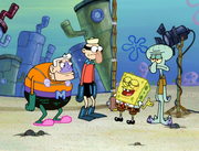 Mermaid Man & Barnacle Boy VI The Motion Picture 078