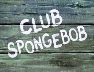 Club SpongeBob