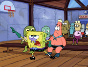 Mermaid Man & Barnacle Boy VI The Motion Picture 028