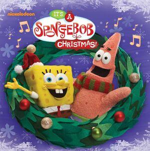 It's a SpongeBob Christmas! Book