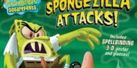 Spongezilla Attacks!