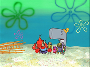 Larry in Bubble Buddy-12