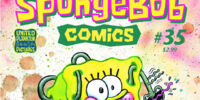 SpongeBob Comics No. 35