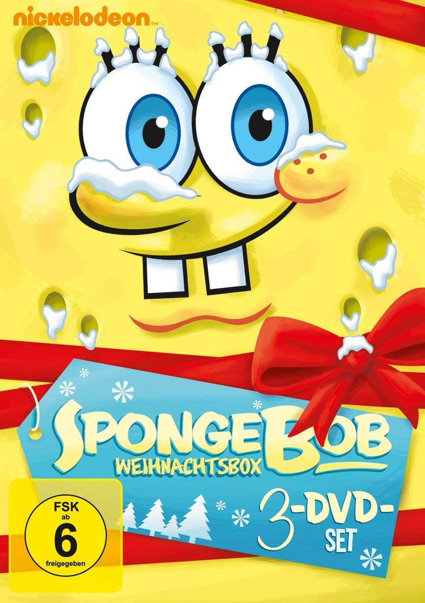 File:German Holidays with SpongeBob Cover.jpg