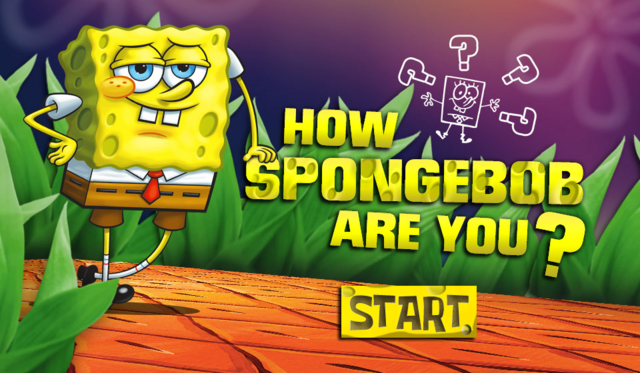 File:How SpongeBob Are You?.png