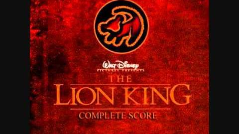 Video The Lion King Complete Score 11 Stampede