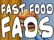 Fast Food Fads