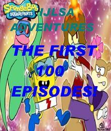 IJLSAAdventures First100Episodes