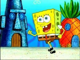 spongebob running Gallery
