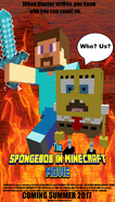 SpongeBob in MC poster final