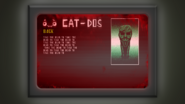 CAT-DOS Specimen 9 corrupt