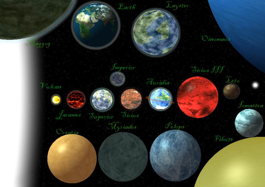 planets around sirius - photo #31