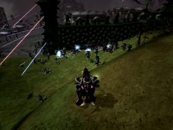 DCP Loron War Vartekian Attack