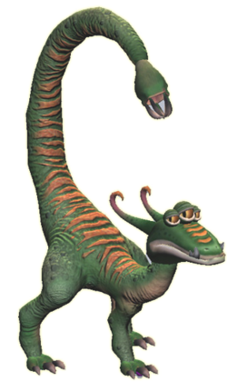 Willosaur 2