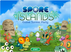 Spore islands mainscreen.png