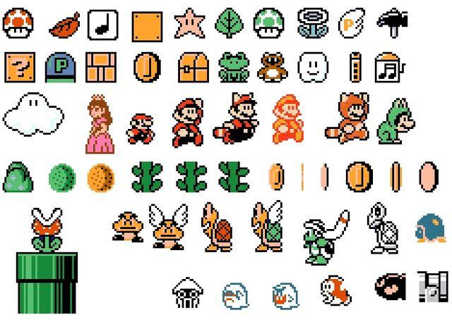 File:Mario 3 sprites.jpg