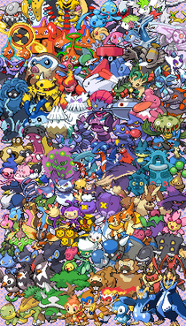 Pokemon gen4