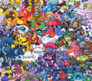 Epic Pokemon Generation 4
