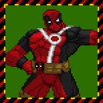 Deadpool Sprite Two