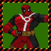 Deadpool Sprite Two