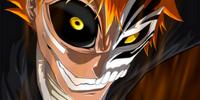Hollow Ichigo Close Up