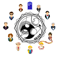 Doctor Who Clock