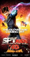 Mason Cook in Spy Kids: All the Time in the World