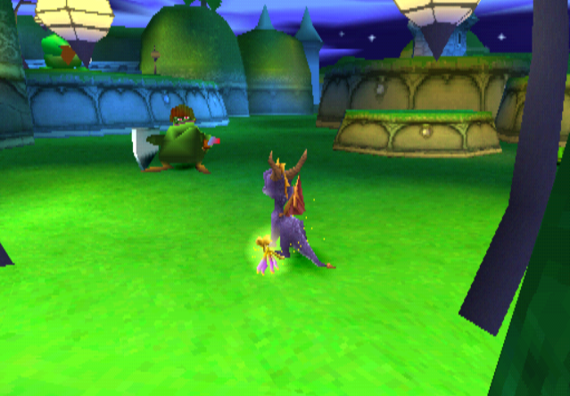 Spyro the Dragon 1 [Full] [Español] [Userscloud]