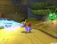 Spyro electric breath