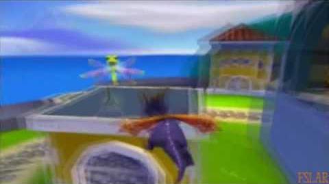 Spyro Year of the Dragon - 100% - Sunny Villa - Part 1