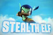 Stealth Elf Logo