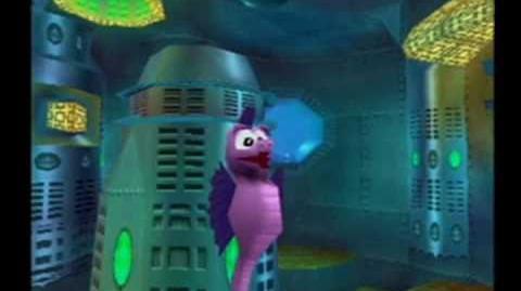 Spyro Ripto's Rage Aquaria Towers Intro and Extro
