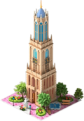 Cathedral Tower