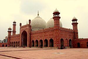RealWorld Badshahi Mosque