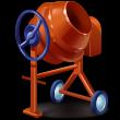 Asset Concrete Mixer