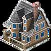 Building Oak Cottage