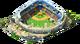 Large Baseball Stadium L1