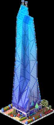 Icy Peak Tower