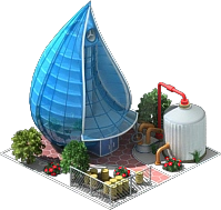 Water Synthesis Tower (Simple)