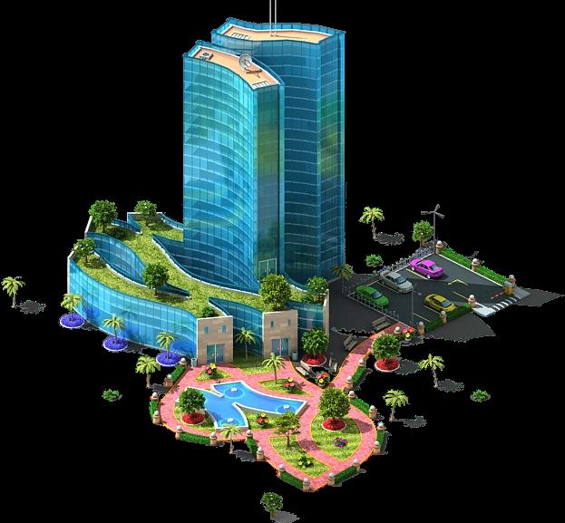 Hotel Complex (Auto Show)
