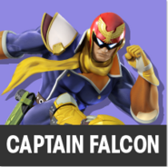Character-captain falcon