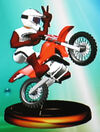 Excite Bike trophy (SSBM)