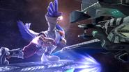 SSB4-Wii U Congratulations Falco Classic