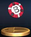Smart Bomb Trophy