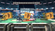 R.O.B. Congratulations Screen All-Star Brawl