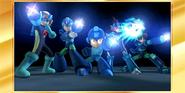 Megaman victory 1