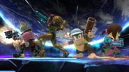 SSB4-Wii U Congratulations Diddy Kong Classic