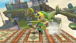 Toon Link Hero's Bow SSBWU