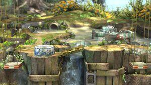 WiiU SuperSmashBros Stage09 Screen 01
